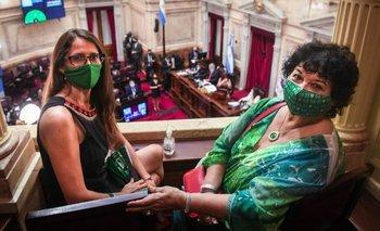 Gómez Alcorta celebró la ley del aborto y defendió el uso de misoprostol   Aborto legal