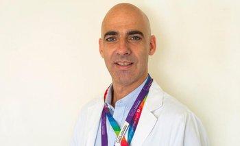 Kambourian, crítico del plan de vacunación, tiene coronavirus | Coronavirus en argentina