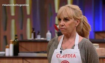 Apareció Claudia Villafañe y defendió el precio de sus ñoquis | Masterchef celebrity
