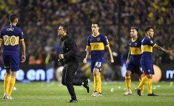 La formación de River para enfrentar a Boca en el Superclásico | Superclásico