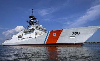 Un buque patrulla estadounidense llega al país: ¿a qué viene? | Relaciones exteriores