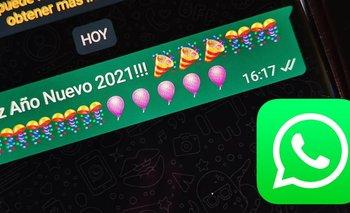 Cómo programar tus saludos de WhatsApp para Año Nuevo en Android y iOS   Celulares